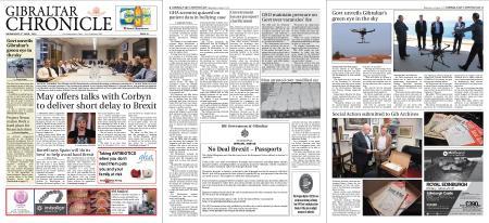 Gibraltar Chronicle – 03 April 2019
