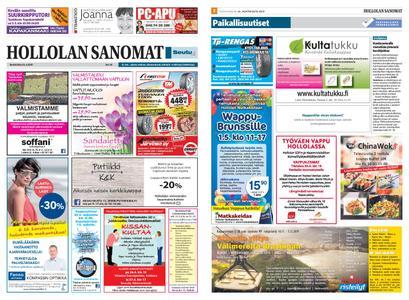 Hollolan Sanomat – 24.04.2019