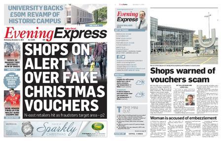 Evening Express – December 11, 2019