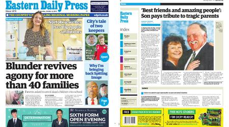 Eastern Daily Press – October 02, 2019
