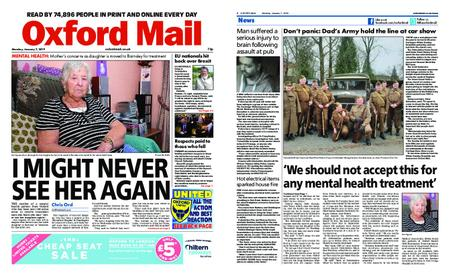 Oxford Mail – January 07, 2019