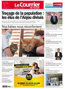 Le Courrier de l'Ouest Angers – 12 avril 2020