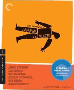 Anatomy of a Murder (1959) [Criterion]