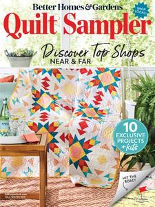 Quilt Sampler - August 2019