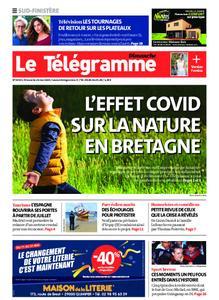 Le Télégramme Ouest Cornouaille – 24 mai 2020