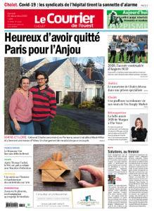 Le Courrier de l'Ouest Cholet – 26 décembre 2020