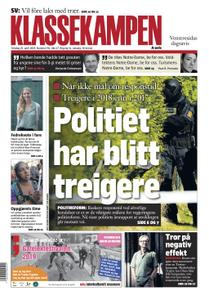 Klassekampen – 25. april 2019