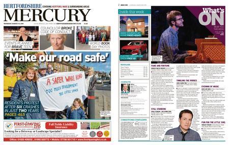 Hertfordshire Mercury – March 14, 2019