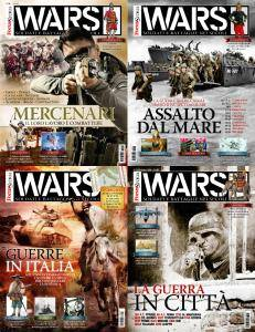 Focus Storia Wars - 2016 Full Year Issues Collection