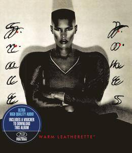 Grace Jones - Warm Leatherette (1980) [Deluxe Edition 2016] Blu-Ray Audio Rip 24-96