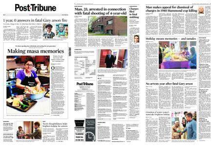 Post-Tribune – December 23, 2017