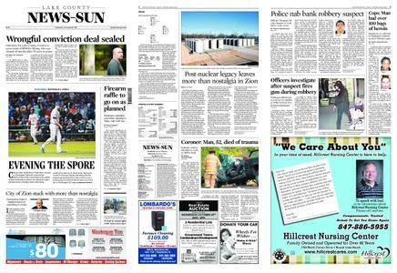 Lake County News-Sun – October 12, 2017