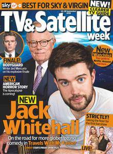 TV & Satellite Week - 22 September 2018