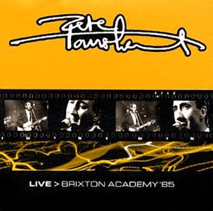 Pete Townshend - Live > Brixton Academy '85 (2004) {2CD Set Eel Pie EPR-020}