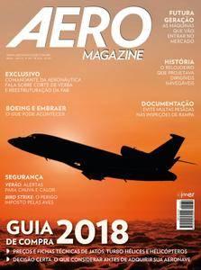 Aero Magazine Brasil - Janeiro 2018
