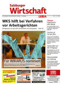Salzburger Wirtschaft – 05. April 2019