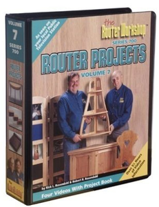The Router Workshop (Episode Guide 500-700)
