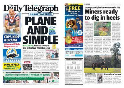 The Daily Telegraph (Sydney) – October 13, 2017