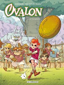 Ovalon - 03 Tomes