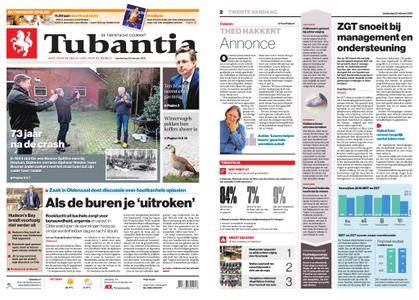 Tubantia - Enschede – 22 februari 2018