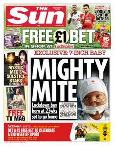 The Sun UK - 20 June 2020