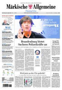 Märkische Allgemeine Fläming Echo - 30. August 2018