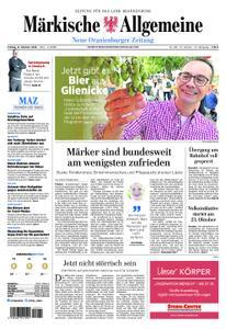 Neue Oranienburger Zeitung - 12. Oktober 2018