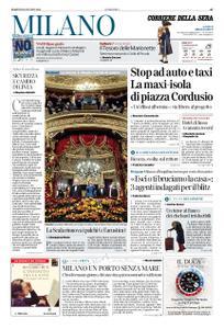 Corriere della Sera Milano – 11 giugno 2019