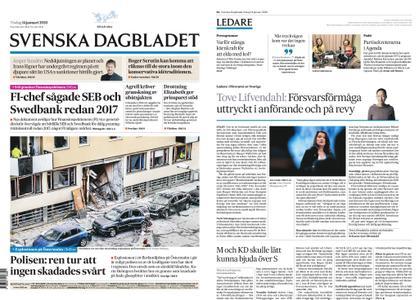 Svenska Dagbladet – 14 januari 2020