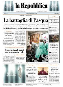 la Repubblica - 31 Marzo 2021