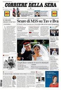 Corriere della Sera - 20 Maggio 2018