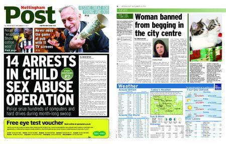 Nottingham Post – December 06, 2017