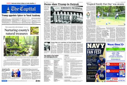 The Capital – August 01, 2019