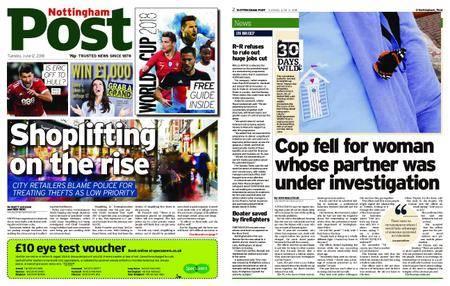 Nottingham Post – June 12, 2018