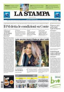 La Stampa Imperia e Sanremo - 26 Agosto 2019