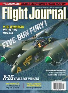 Flight Journal – April 2021
