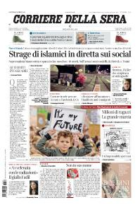 Corriere della Sera - 16 Marzo 2019