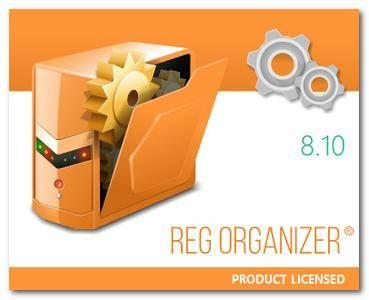 Reg Organizer 8.16 + Portable