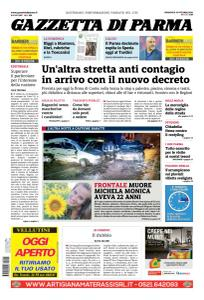 Gazzetta di Parma - 25 Ottobre 2020