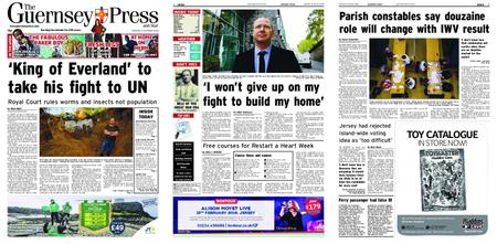 The Guernsey Press – 13 October 2018