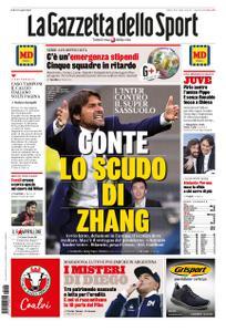 La Gazzetta dello Sport Sicilia – 28 novembre 2020