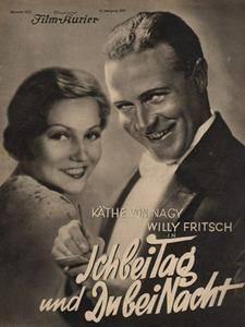 I by Day, You by Night (1932) Ich bei Tag und du bei Nacht
