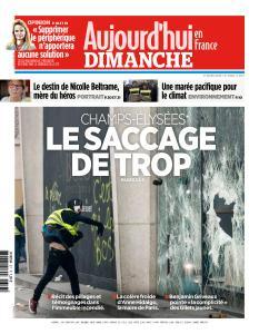 Aujourd'hui en France du Dimanche 17 Mars 2019