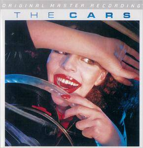 The Cars - The Cars (1978) MFSL Remastered 2015, Audio CD Layer [Re-Up]