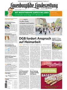 Lauenburgische Landeszeitung - 30. April 2018