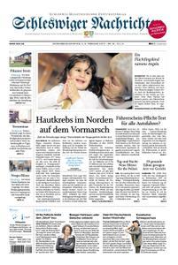 Schleswiger Nachrichten - 02. Februar 2019