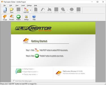 FlipCreator Global 5.1.0.2 Portable