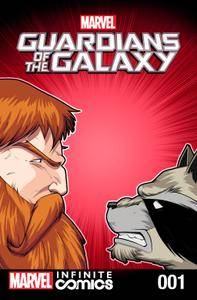 Guardians of the Galaxy - Awesome Mix Infinite Comic 001 2016 digital