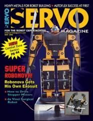 Servo Magazine May 2006