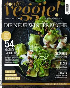 Slowly Veggie Germany - Nr.6 2018